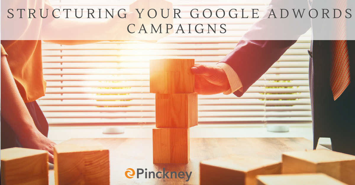 The Beginner's Guide to Structuring your Google Adwords Campaigns